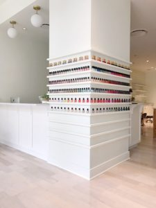 Mt Vernon Triangle Nail Polish Wall 225x300 - Mt Vernon Triangle Nail Polish Wall